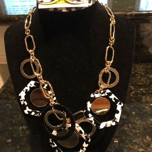 Trina by Trina Turk necklace and earring set